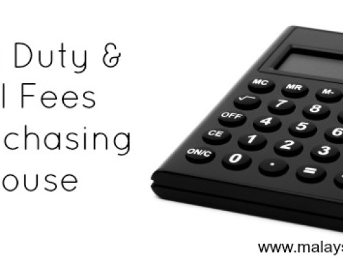 Stamp Duty & Legal Fees For Purchasing A House 2018