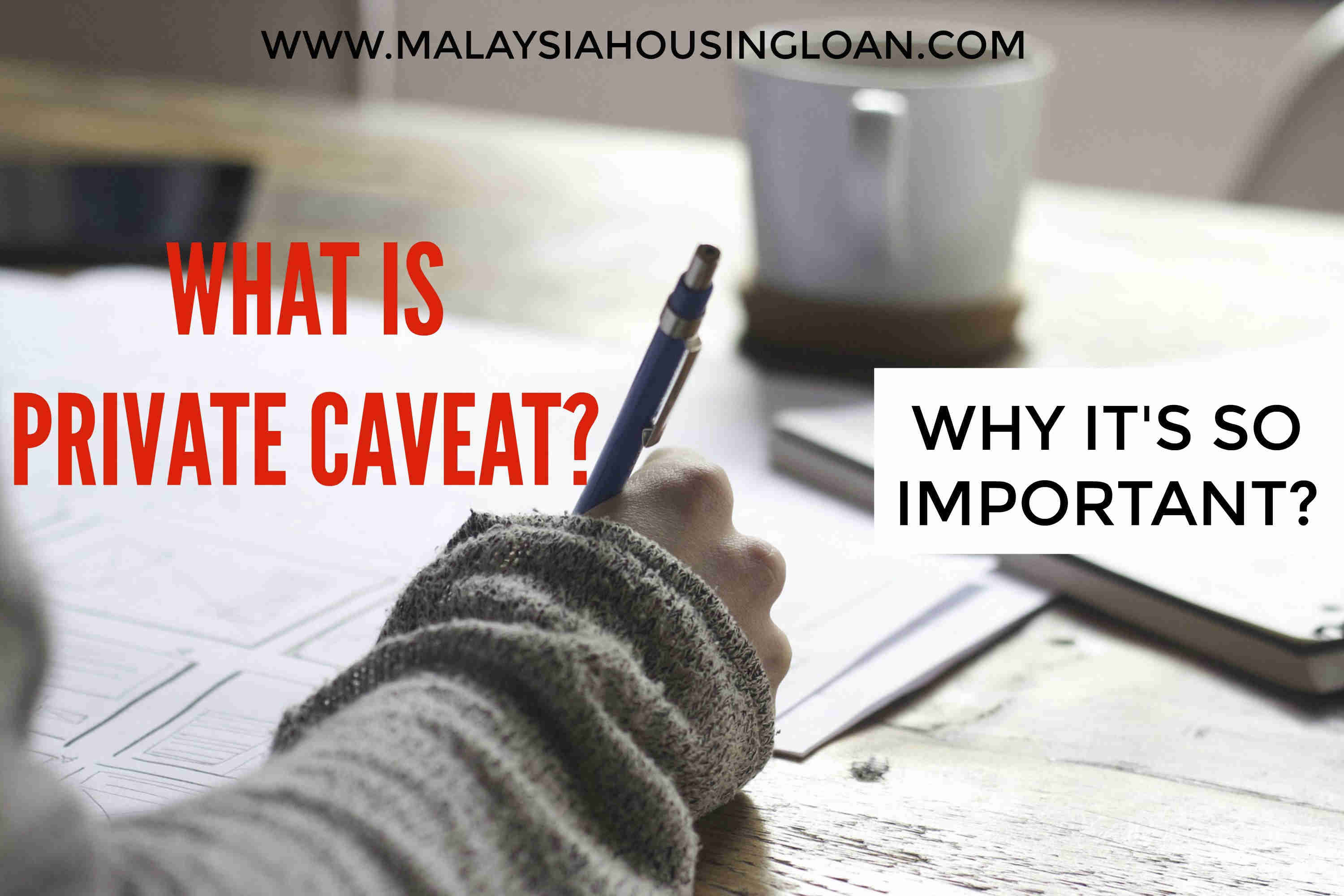 What is Private Caveat? Why It's So Important?