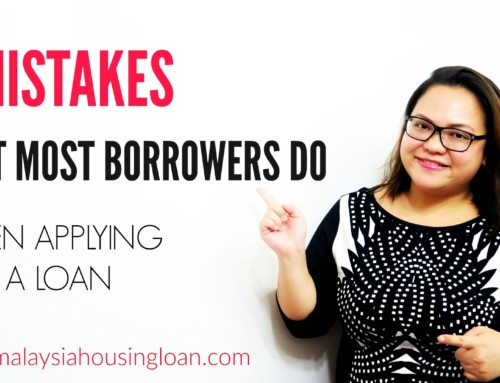 Three Mistakes Most Borrowers Do When Applying For A Loan