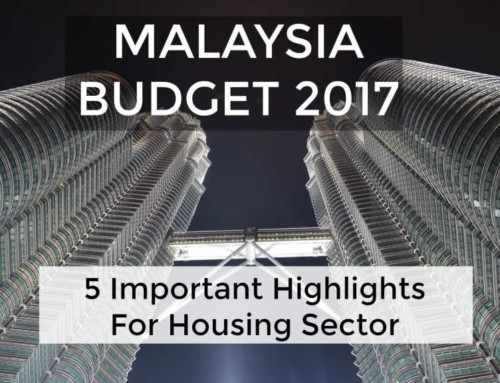 Budget 2017 : 5 Important Highlights For Housing Sector  ( You don't want to miss this! )