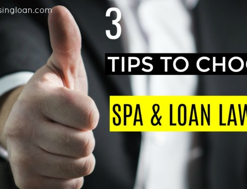 3 Tips To Choose A Good SPA & Loan Lawyer
