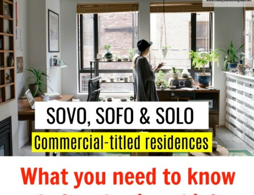 SOVO, SOFO & SOLO Malaysia – Commercial-titled residences – What you need to know before buying this?