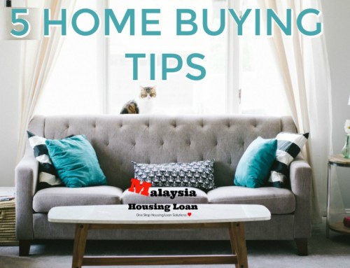 5 Home Buying Tips