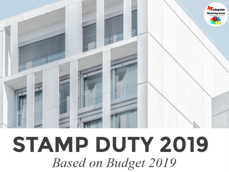 Stamp Duty Malaysia 2020 The Best Malaysia Housing Loan